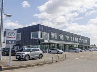 宮城トヨタ自動車 MTG古川北の外観写真
