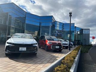 宮城トヨタ自動車 MTG日の出町の外観写真