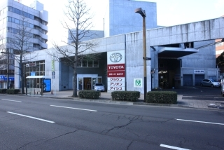 宮城トヨタ自動車 MTG仙台中央の外観写真