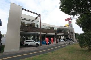 宮城トヨタ自動車 若林店の外観写真