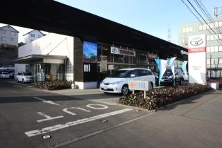 宮城トヨタ自動車 南中山店の外観写真