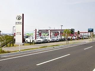 山形トヨタ自動車 ユーパーク嶋の外観写真
