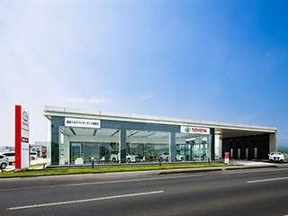 福島トヨタ自動車 マイカーランド福島北の外観写真