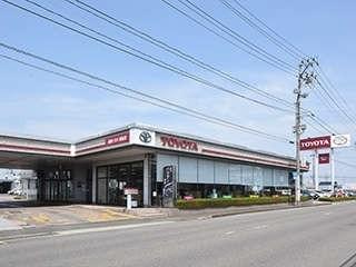 福島トヨタ自動車 福島店の外観写真