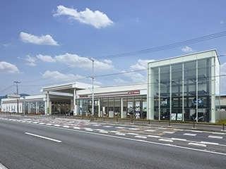 福島トヨタ自動車 福島鎌田店の外観写真