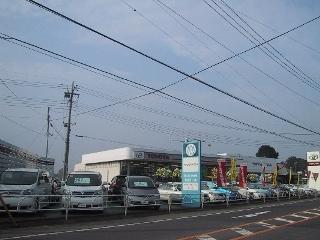 茨城トヨタ自動車 古河店の外観写真