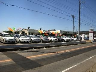 茨城トヨタ自動車 石岡店の外観写真