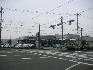 茨城トヨタ自動車 勝田東店の外観写真