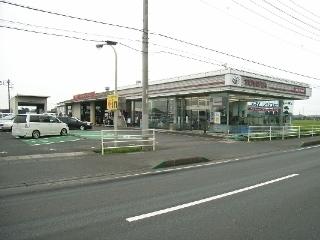 茨城トヨタ自動車 鹿島店の外観写真