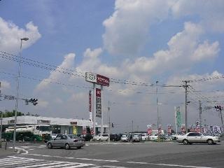 茨城トヨタ自動車 石下店の外観写真