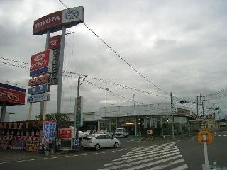 茨城トヨタ自動車 小川店の外観写真