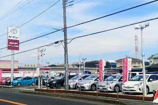 栃木トヨタ自動車 U-Car小山店の外観写真