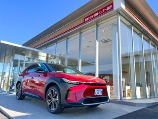 群馬トヨタ自動車 高崎インター島野店の外観写真