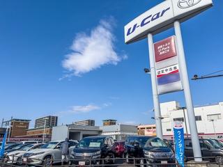 群馬トヨタ自動車 U.Park高崎江木店の外観写真