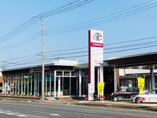 埼玉トヨタ自動車 上尾店の外観写真