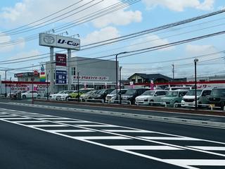 埼玉トヨタ自動車 深谷マイカーセンターの外観写真