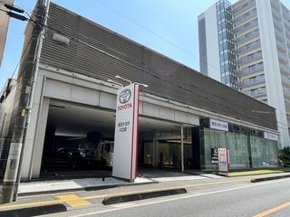 埼玉トヨタ自動車 川口店の外観写真