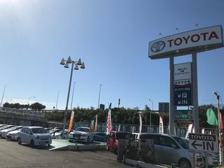 埼玉トヨタ自動車 川越マイカーセンターの外観写真