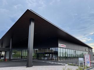埼玉トヨタ自動車 本庄店の外観写真