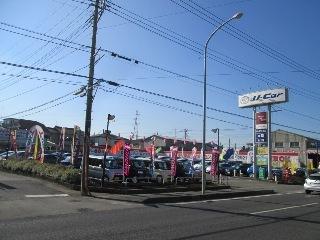 埼玉トヨタ自動車 所沢マイカーセンターの外観写真