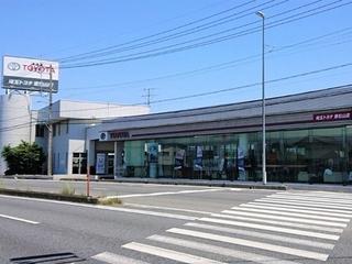 埼玉トヨタ自動車 東松山店の外観写真
