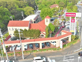 千葉トヨタ自動車 アレス若松店の外観写真