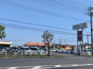 千葉トヨタ自動車 アレス茂原店の外観写真