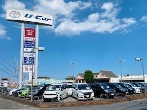 千葉トヨタ自動車 アレス東金店の外観写真