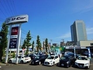 トヨタモビリティ東京 TM東京オートギャラリー谷原光が丘の外観写真