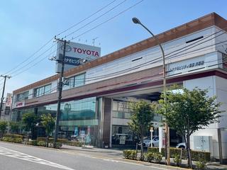 トヨタモビリティ東京 井草店の外観写真