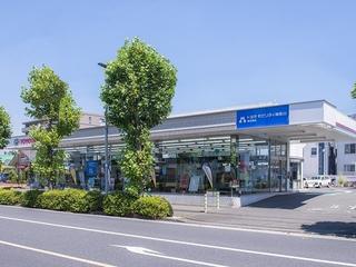 トヨタモビリティ神奈川 新加瀬店(旧:神奈川トヨタ新加瀬店)の外観写真