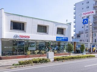 神奈川トヨタ自動車 ジョイパーク川崎の外観写真