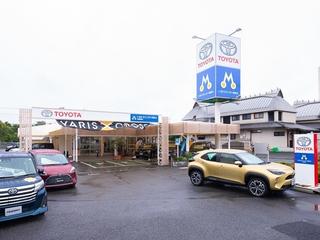 トヨタモビリティ神奈川 立場駅前店(旧:トヨタカローラ横浜立場駅前店)の外観写真