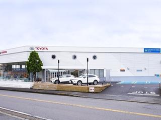トヨタモビリティ神奈川 希望ヶ丘店(旧:ネッツトヨタ横浜希望ヶ丘)の外観写真