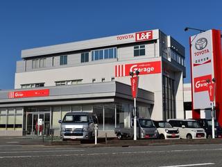 富山トヨタ自動車 アクセル富山店の外観写真