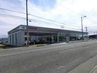 石川トヨタ自動車 小松店の外観写真