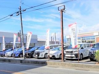 長野トヨタ Chu CAR BOX飯田店の外観写真