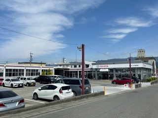 長野トヨタ自動車 飯田店の外観写真