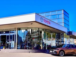 長野トヨタ自動車 諏訪店の外観写真