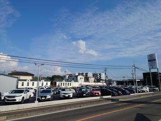 長野トヨタ自動車 Chu CAR BOX上田の外観写真