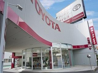 静岡トヨタ自動車 伊東店の外観写真