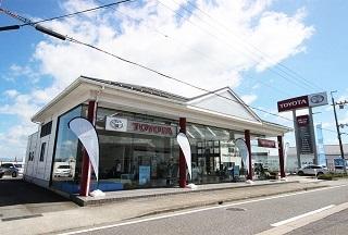 滋賀トヨタ自動車 安曇川店・Wi-Wi Adogawaの外観写真