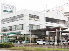 大阪トヨペット 泉北八田店の外観写真