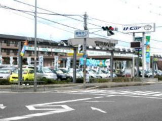 大阪トヨペット U-Carランド箕面勝尾寺口店の外観写真
