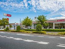 和歌山トヨタ自動車 岩出店の外観写真