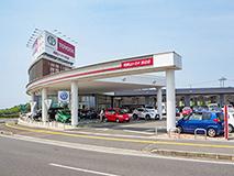 和歌山トヨタ自動車 田辺店の外観写真