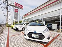 和歌山トヨタ自動車 新宮店の外観写真