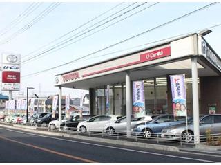 岡山トヨタ自動車 U-Car津山の外観写真