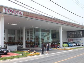 岡山トヨタ自動車 U-Car倉敷の外観写真