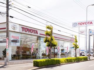 香川トヨタ自動車 高松南店の外観写真